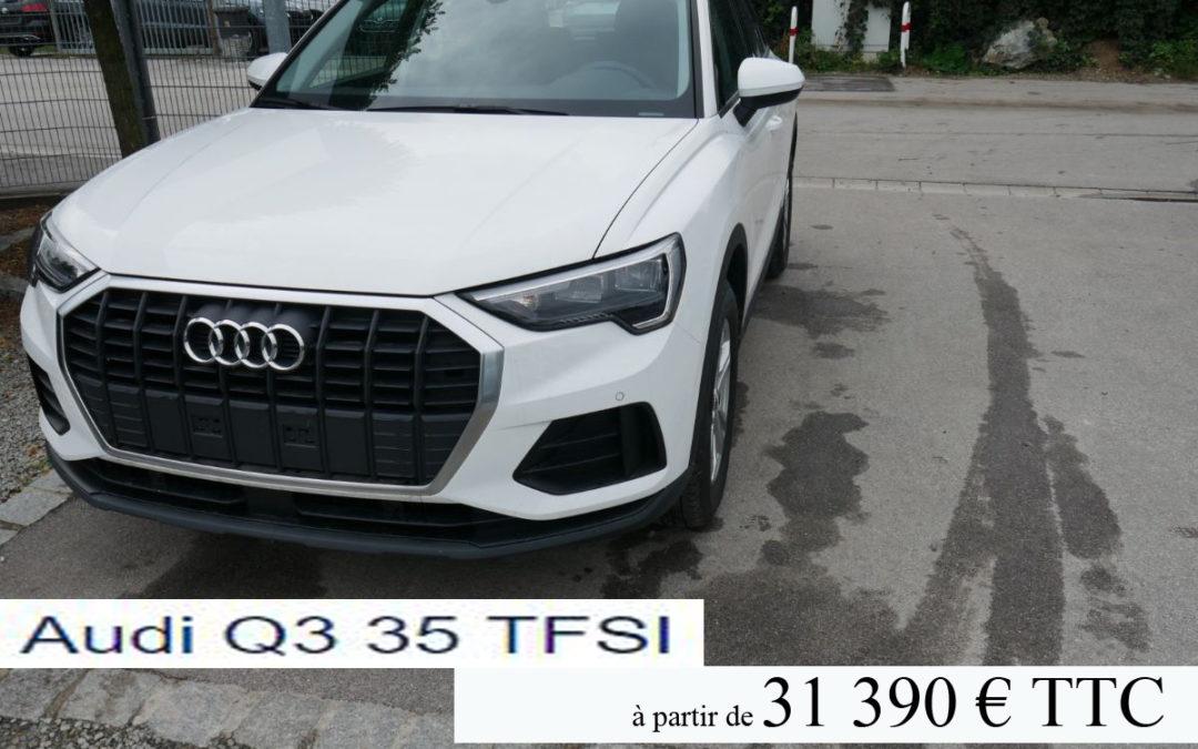 Audi pas cher en Alsace: foncez chez BR Cars!